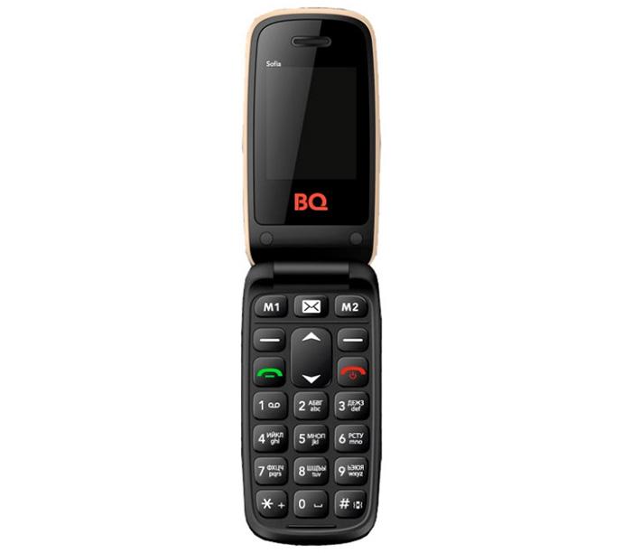 характеристики BQ BQM-2001 Sofia
