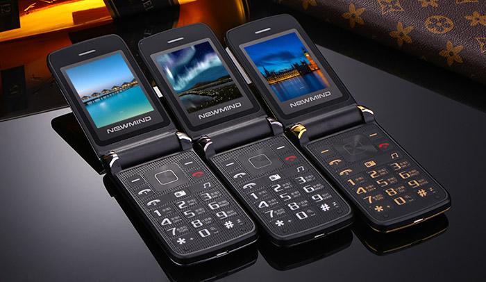 китайский телефон раскладушка с большим экраном