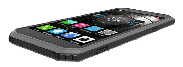 китайский защищенный смартфон Kenxinda W9