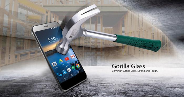 противоударный смартфон Nomu S20