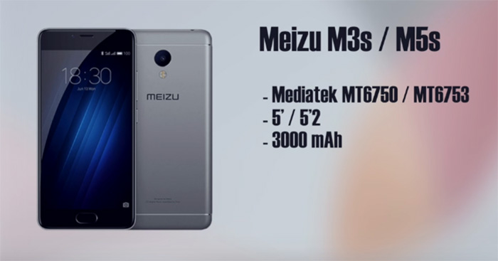 meizu m3s