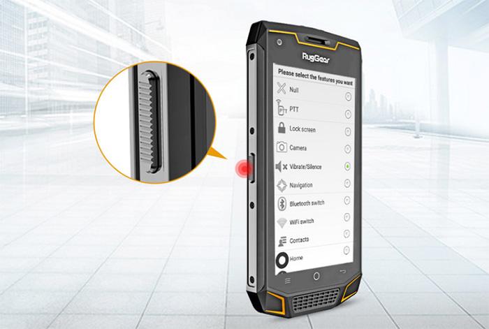 RugGear RG740 GrandTour Прочный Смартфон на Android