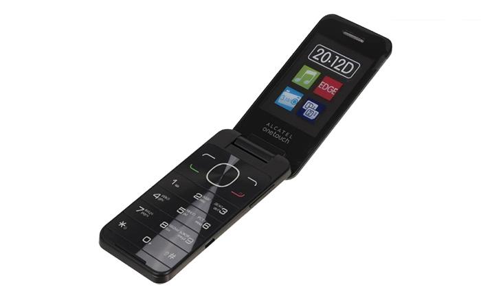 мобильный телефон-раскладушка Alcatel One Touch 2012D