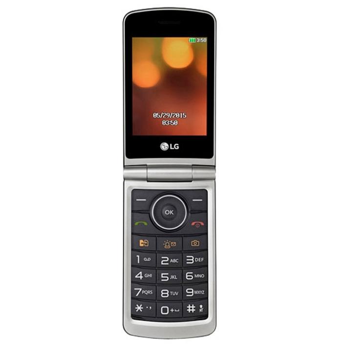 телефон LG Gentle G360