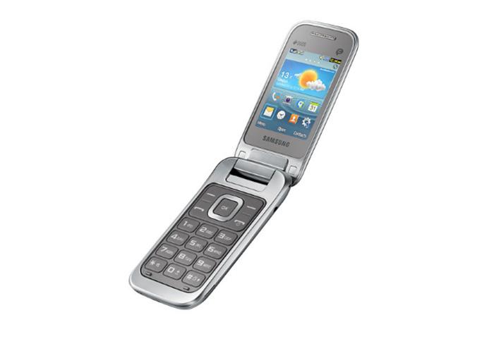 раскладушка Samsung C3592