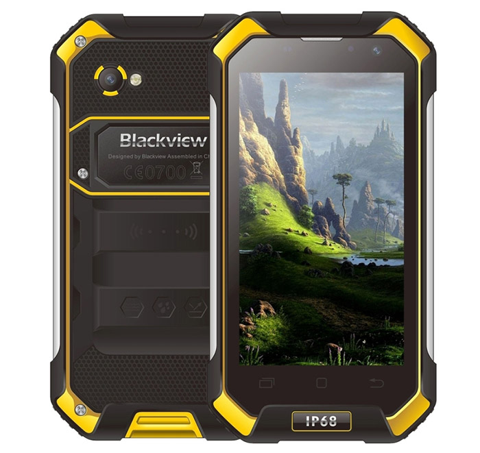 Blackview BV6000s 4pda