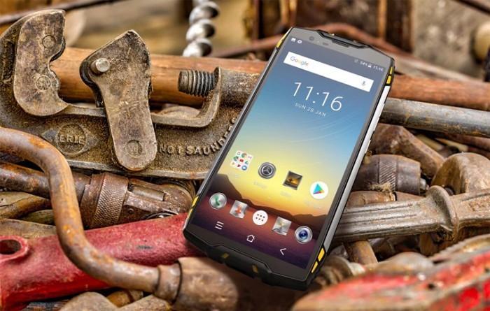 Защищенный смартфон Blackview BV6800 Pro IP68