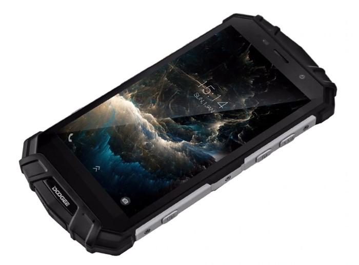 Защищенный смартфон с NFC Doogee S60 Lite