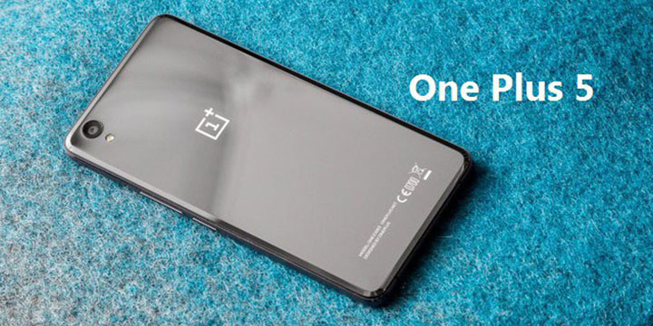 Фото и характеристики OnePlus 5 попали в сеть