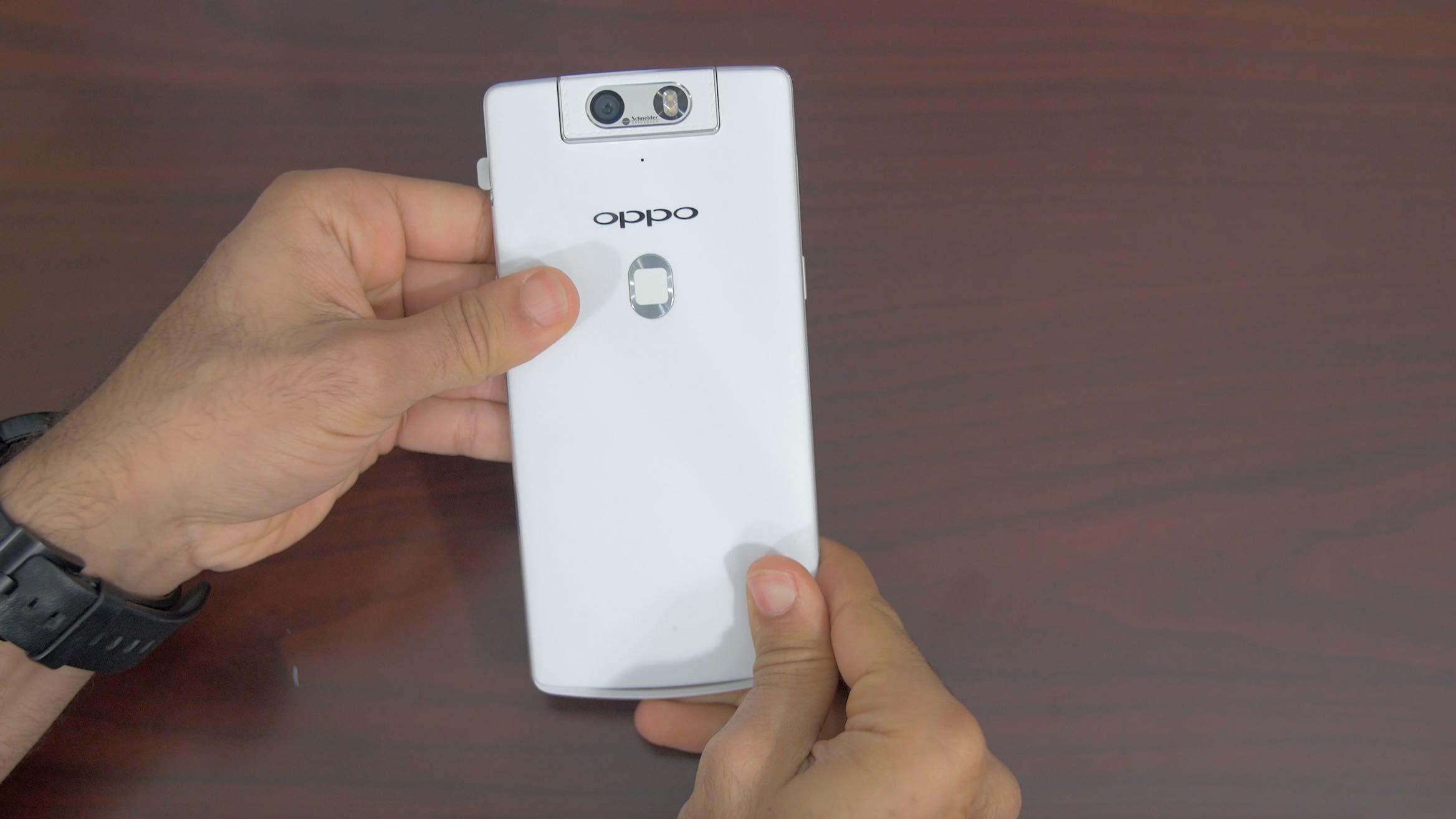 Oppo F3/F3 Plus - смартфон с двойной селфи-камерой!