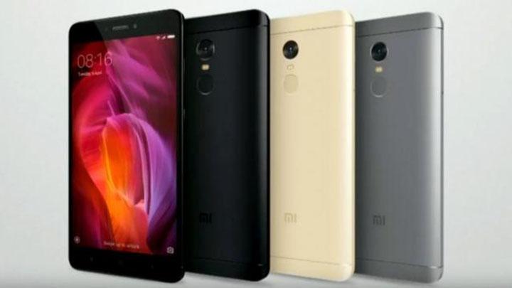 Топовый Xiaomi Redmi Note 4 бьёт рекорды продаж!