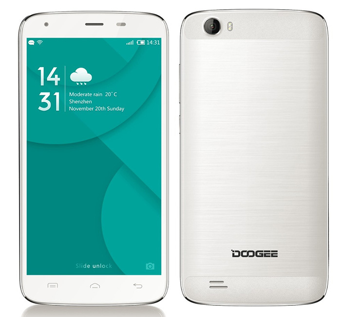 DOOGEE T6 Pro Android 6.0