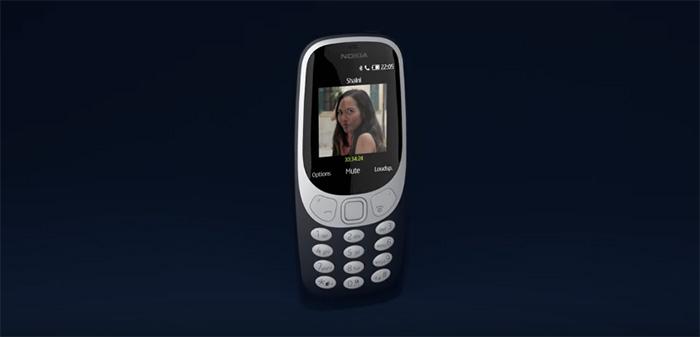 новая nokia 3310