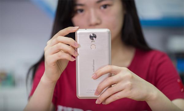 Ulefone Tiger обзор