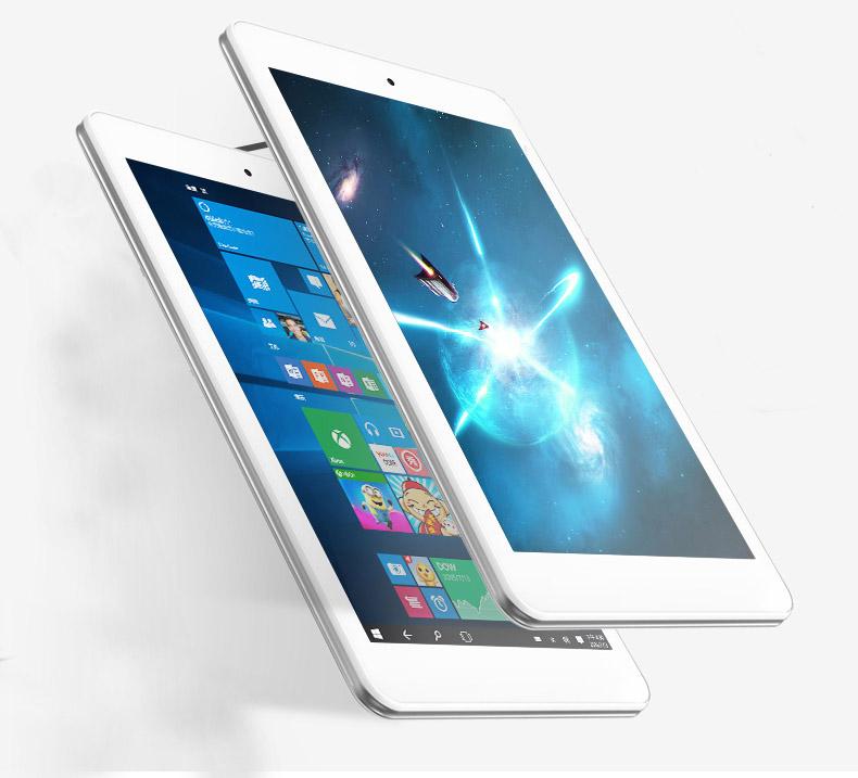 Cube iWork 8 Air Pro - планшет с двумя ОС и 8 ГБ оперативки