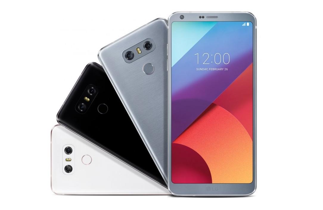Появились данные о G6 mini от LG
