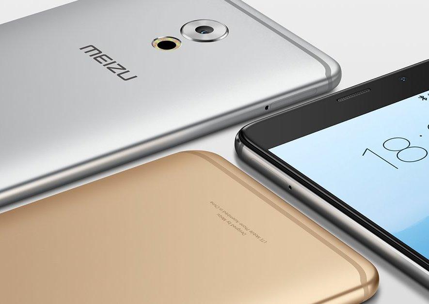 В сеть утекли секретные данные о Meizu M5X и Pro 7