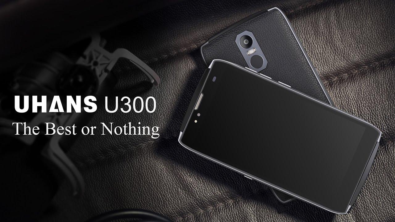Uhans U300 - дорогая внешность, доступная каждому