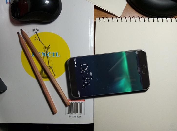 В сети появился рендер Meizu Pro 7