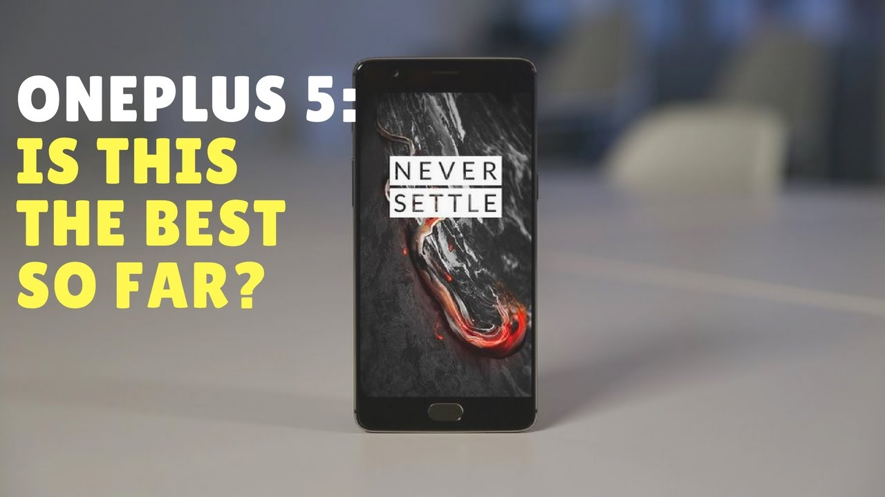 Флагман OnePlus 5 получит 8 Гб оперативки
