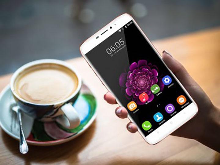 Oukitel U11 Plus получит быструю зарядку и Android 7.0