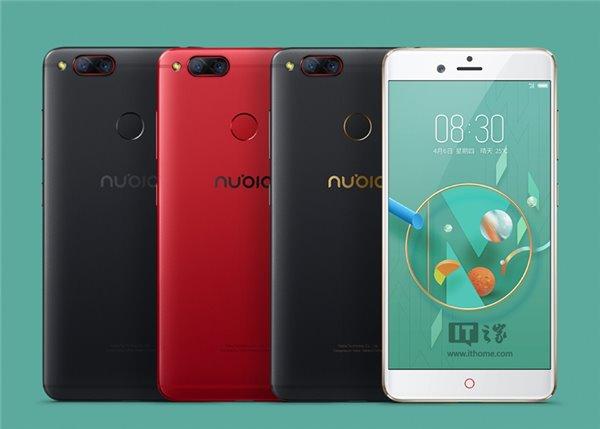ZTE Nubia Z17 стал самым мощным смартфоном!