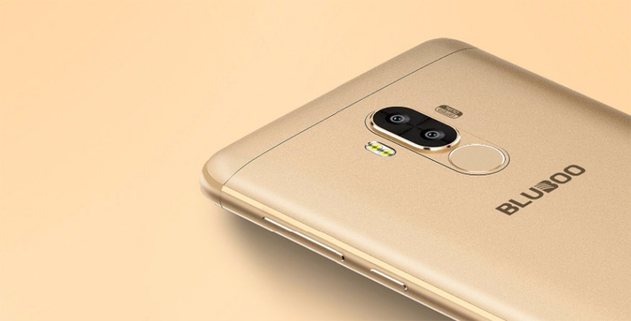 bluboo d1 dual camera smartfone