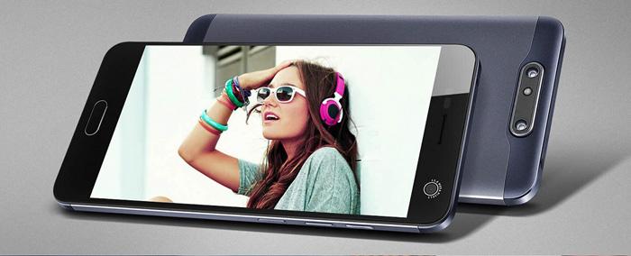 двойная камера в смартфоне zte-blade-v8