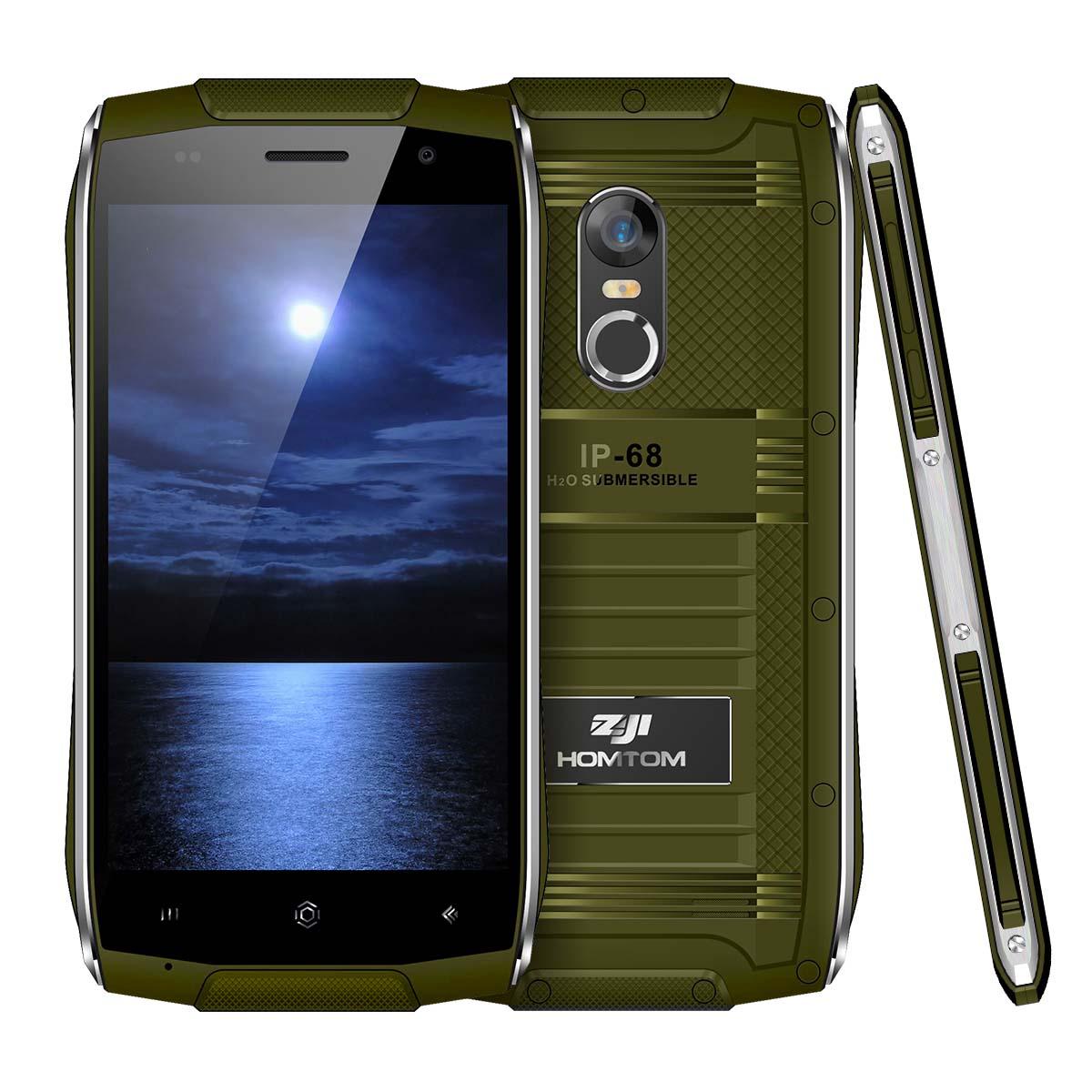 ZOJI Z6 - самый тонкий из защищённых смартфонов