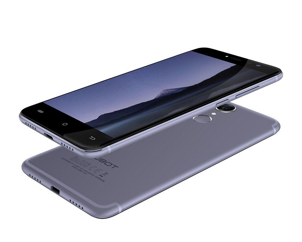 Cubot Note Plus - стильный смартфон для любителей селфи
