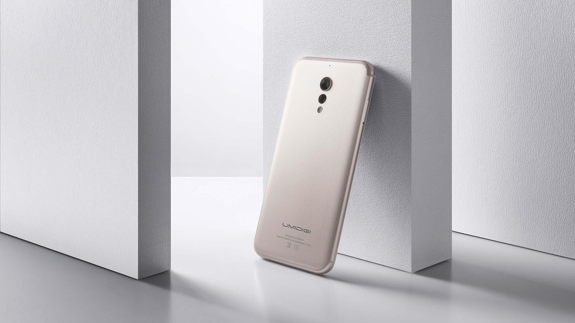 UMIDIGI S станет первым смартфоном новой линейки