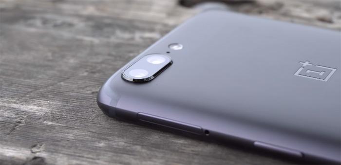 двойная камера смартфона oneplus 5