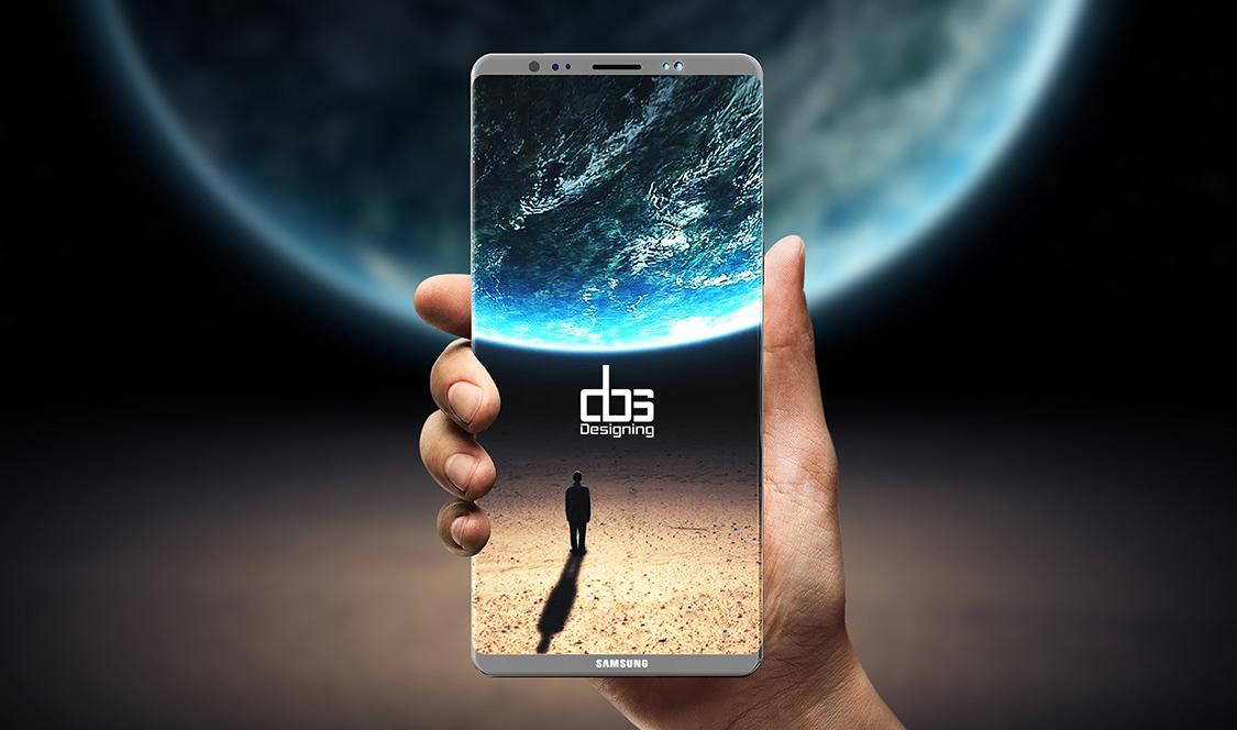 Galaxy Note 8 получит упрощённую и специальную версии