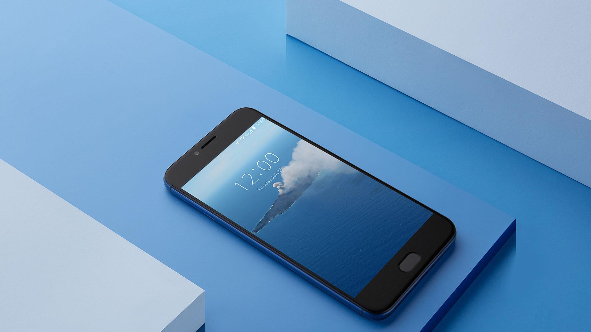 UMIDIGI S2 первый безрамочный смартфон с экраном 18:9