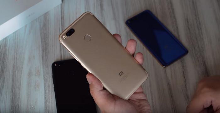 Xiaomi Mi 5X фото