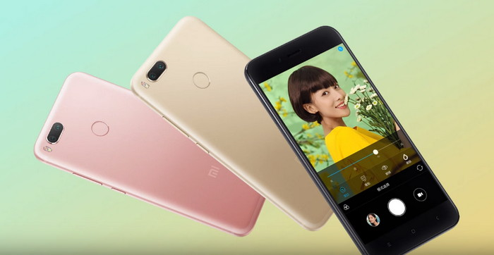 Xiaomi Mi 5X обзор