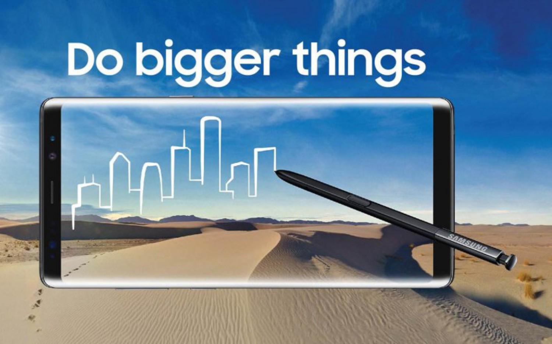 Чем Samsung Galaxy Note 8 превзошел своего предшественника
