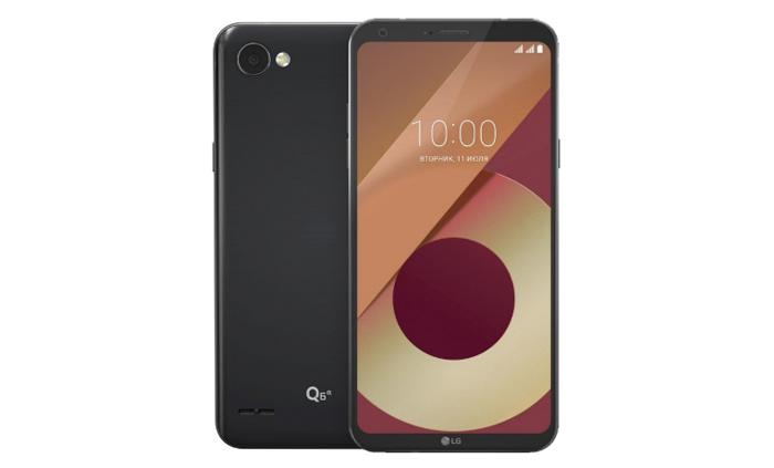 купить lg q6 в связном