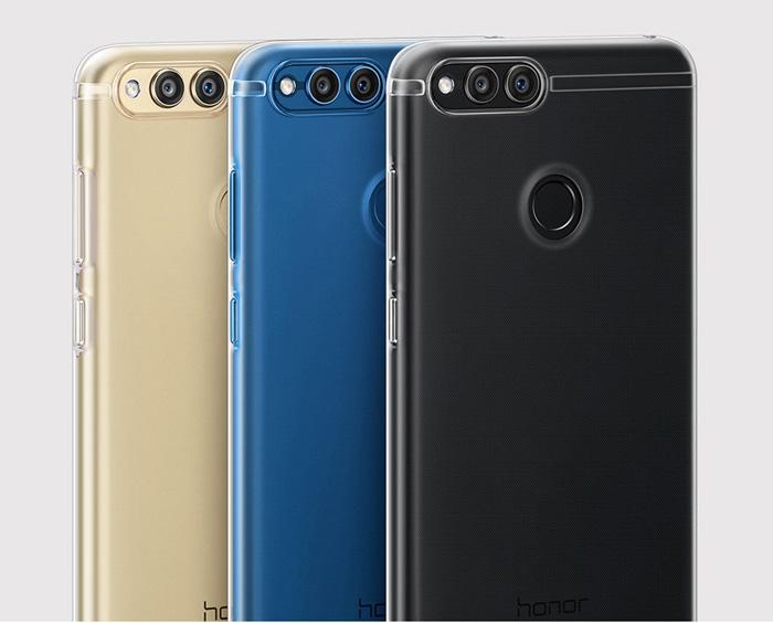 обзор Huawei Honor 7X