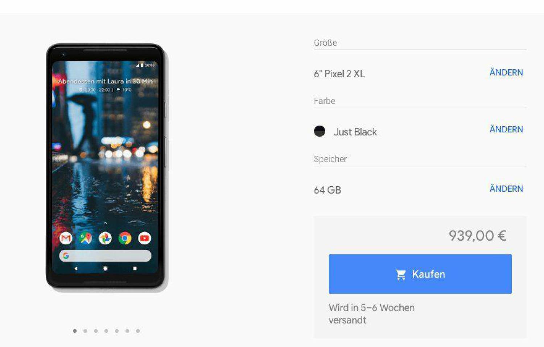 Pixel 2 и Pixel 2 XL - лучшие, но стоят ли своих денег?