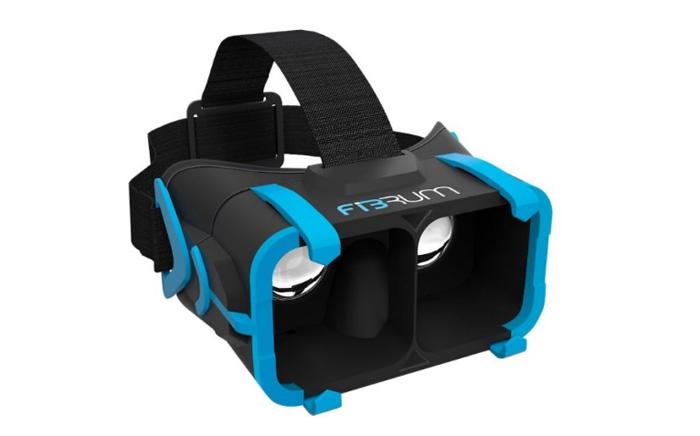 очки Fibrum Pro VR glasses