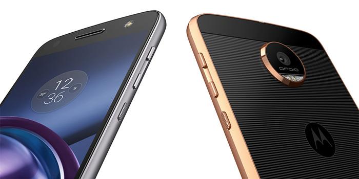 смартфон Moto Z Force