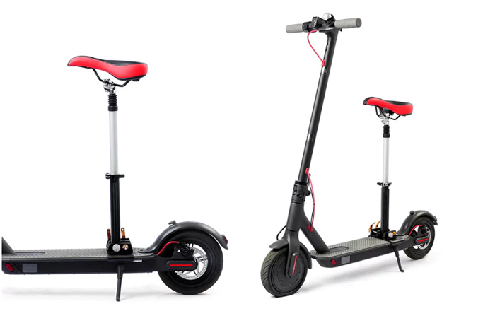 сиденье для скутера xiaomi