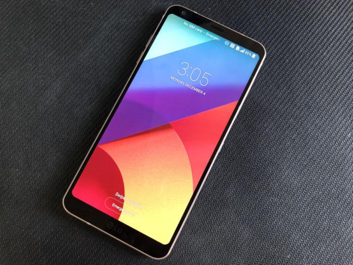 LG G6 обзор и цена