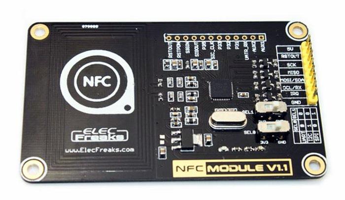 модуль NFC
