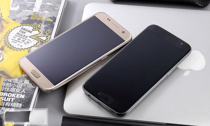 Samsung Galaxy S7 с зярядкой по воздуху