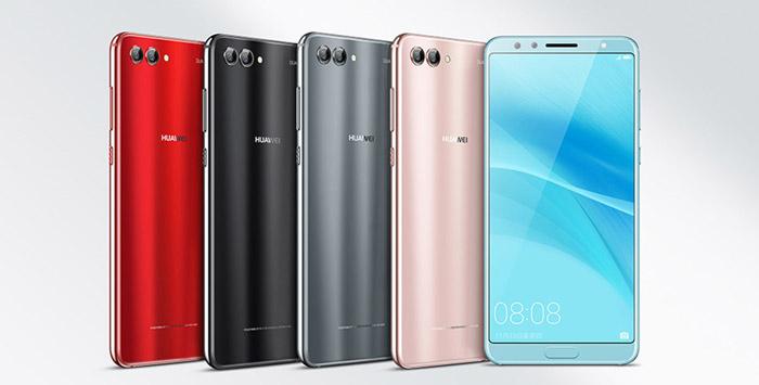 китайские смартфоны хуавей