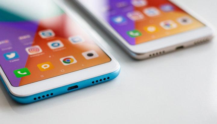 сравнение экранов Xiaomi Redmi 5 и Redmi 5 Plus