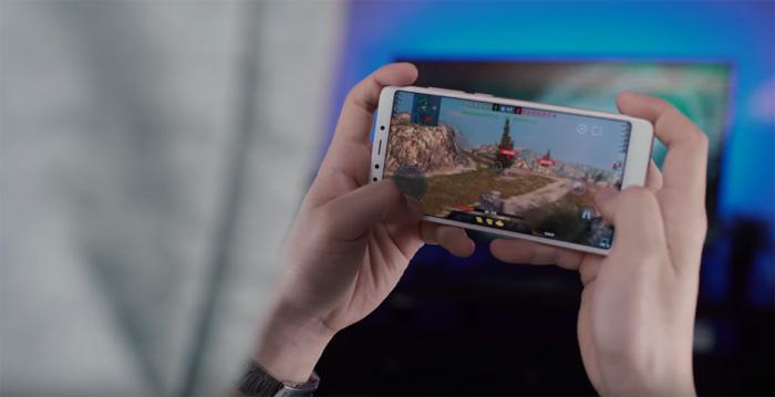 игры на Xiaomi Redmi 5