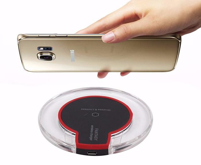 беспроводная зарядка для телефонов